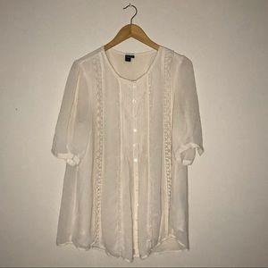 Icōne long blouse